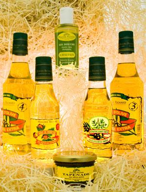 Huile d'olives
