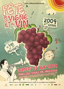Fete de la vigne et du vin